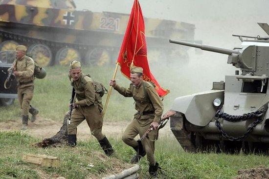 Tour privado: Línea Stalin - Complejo...