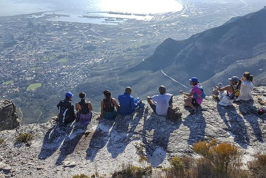 Cumbre de Table Mountain Caminata...