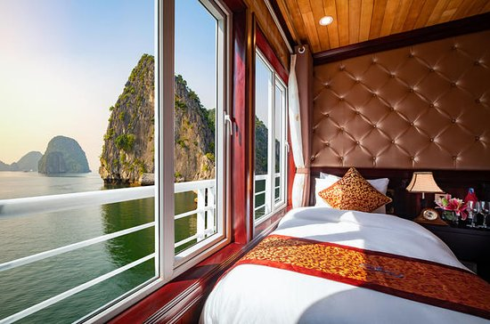 Fantastic 2- days Cruise from Halong...