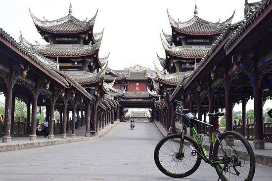 Chengdu Forstad Sykling - Xinlong...