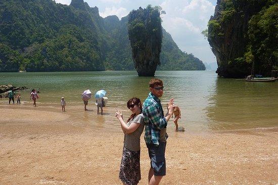 Tour avventura Phuket James Bond