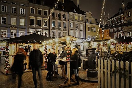 Winter Evening Tour - Old Town...