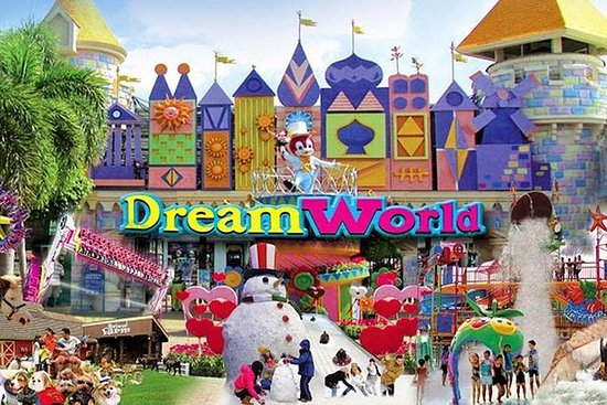 Entrada de Dream World Bangkok