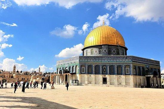 Jerusalem World Heritage Private Tour: JERUSALEM WORLD HERITAGE TOUR OF THREE RELIGIONS