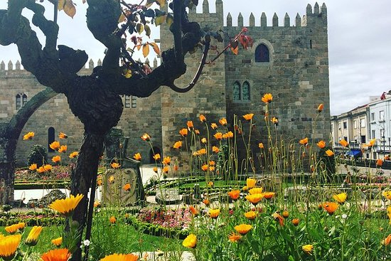 From Porto: Braga & Guimarães...