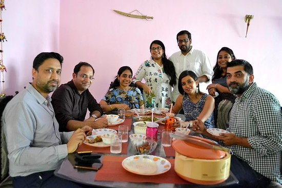 Kerala Cooking and Dining Experience