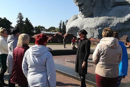 Sightseeing tour Minsk - Brest...
