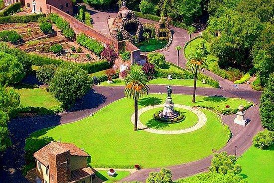 Vatican Combo - Jardins et musées du...