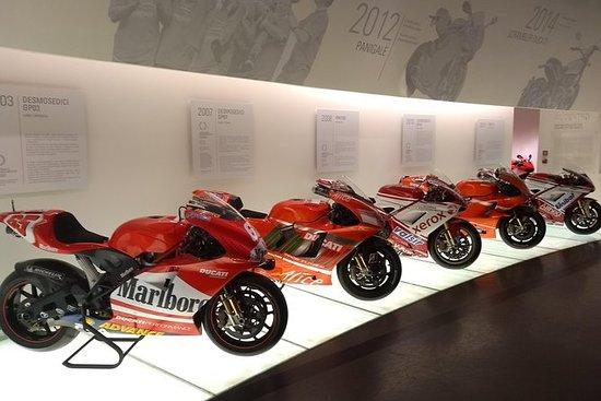 Toskana Motorradtour - Ducati...