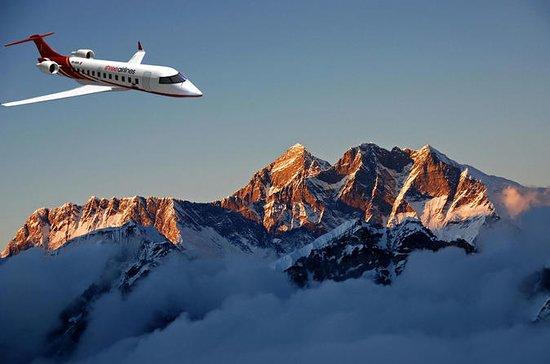 Everest-Gebirgsflug in Nepal