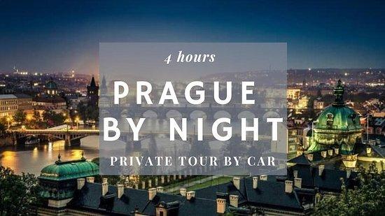 4 horas de Praga por la noche Tour...
