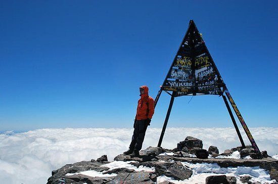 Mount Toubkal  Private Climbing with...