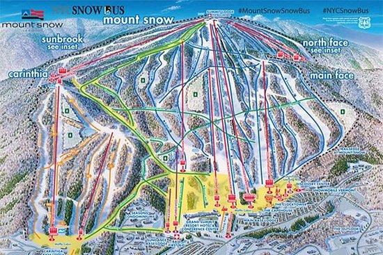 Mount Snow Day Trip da New York City - UFFICIALE