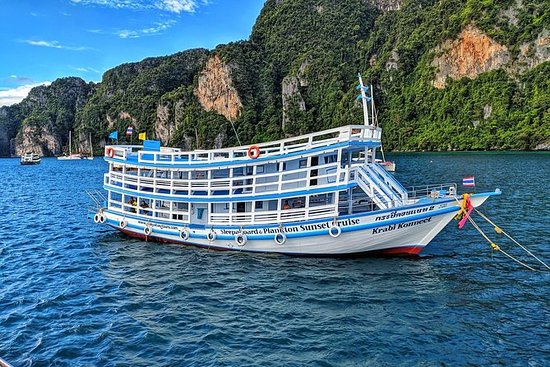 Maya Bay Sleepaboard Spend the night...