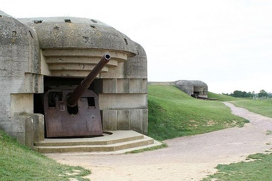 British & Canadian D-Day Beaches ...