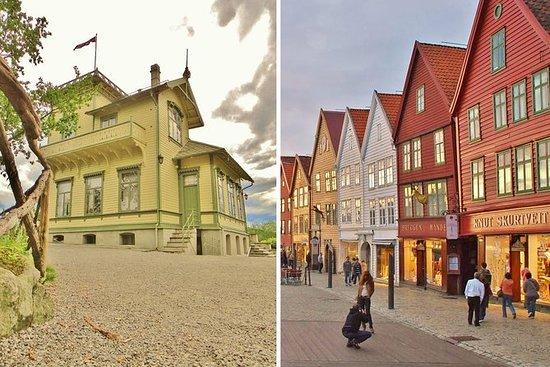 私人游览:卑尔根和爱德华格里格的房子,2.5小时