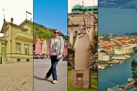 私人旅游:卑尔根市观光,5小时