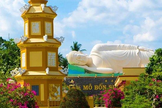 全天游览湄公河三角洲与转移