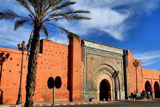 Visite privée de Marrakech à la...