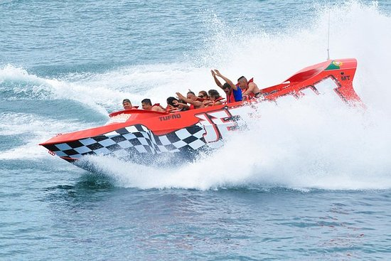 THRILLER JET BOAT ADVENTURE
