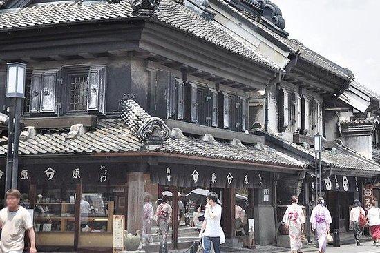 私人旅游 - 全年享受川越节的旅游