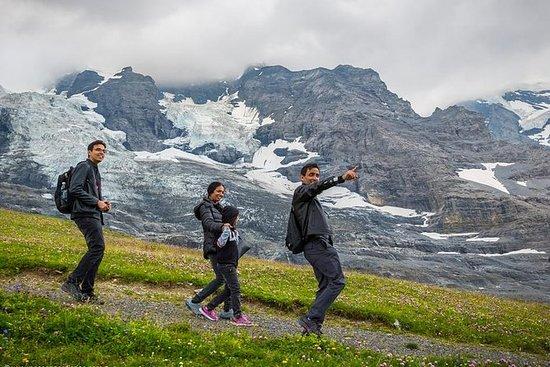Jungfraujoch Top of Europe with Eiger...