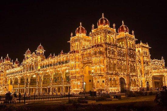 Privat tilpasset dagstur av Mysore...