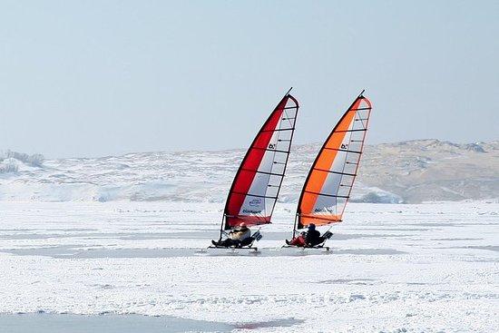 Privat is-sejlads eventyr nær Klaipeda