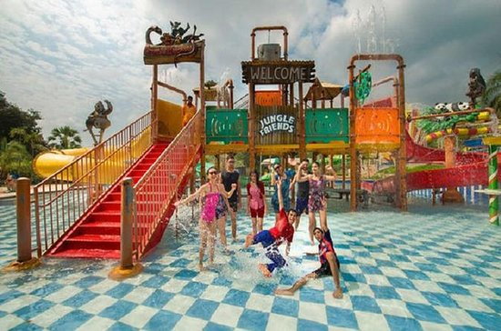 Great Escape Water Park Mumbai Ticket