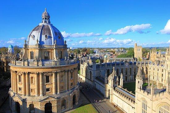 Oxford et un pique-nique dans les...