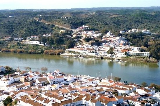 Interior Algarve & Guadiana River...