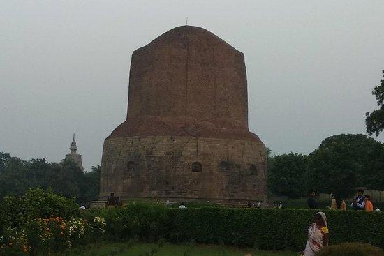 Sarnath (Varanasi), hvor Buddha...