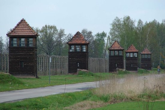 Auschwitz - Birkenau Museum...