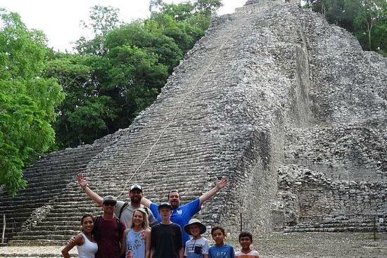 Ruinas mayas de Coba y aventura en...