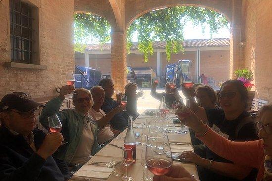 Emilia Romagna Auto drive comida y...