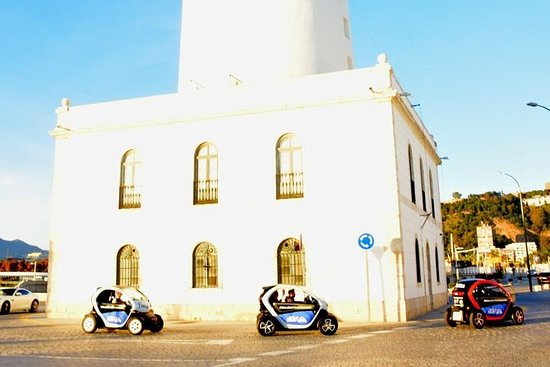 ELECTRIC CAR TOUR IN MALAGA