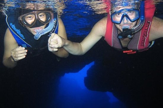 Grotte Snorkling og North Coast...
