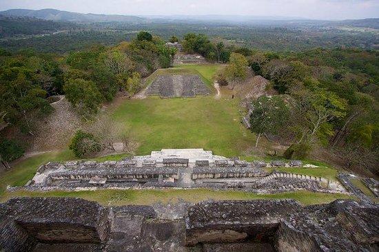 Sitio arqueológico maya de Xunantunich