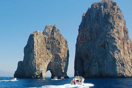 Capri Deluxe Visite privée de Sorrente