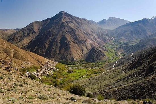 Full day trip to Atlas mountains and...