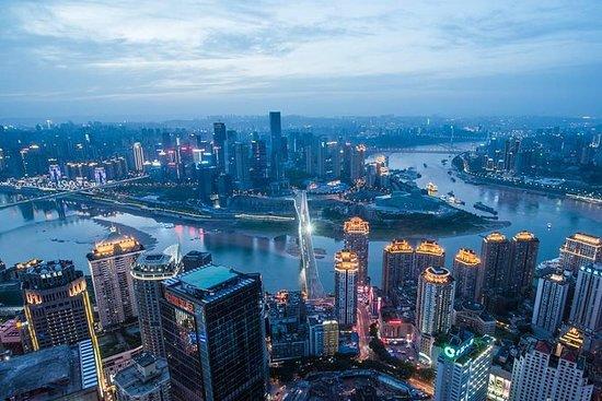 Tour privato di Chongqing con 240 USD