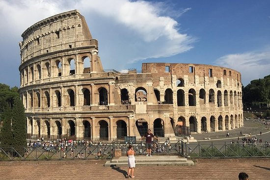 Colosseum Undergrounds, Arena ...