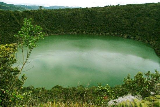 Guatavita Lagune