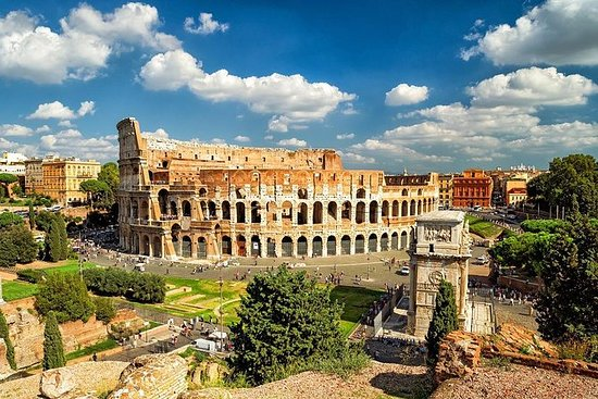 The Colosseum & Ancient Rome Small ...