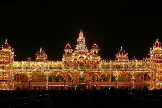 Mysore City Tour (Pick up e drop in