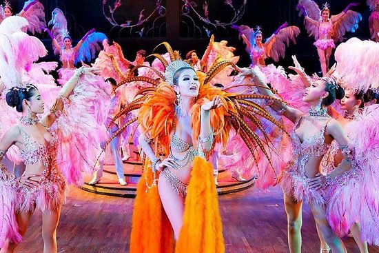 Simon Cabaret Show de Phuket...