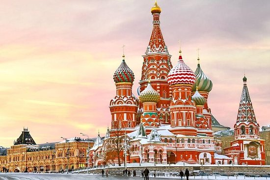 Moscow Must-See's Private Tour
