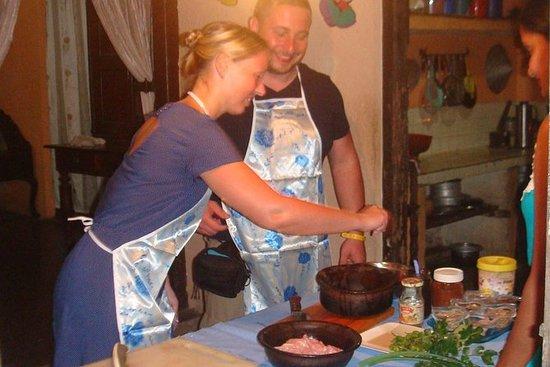 Sri Lankan Cooking with Tricks