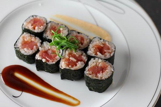 Sushi die klasse maakt