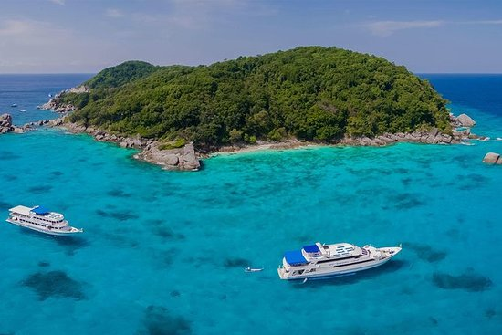 Similan Islands Full Day Tour fra...